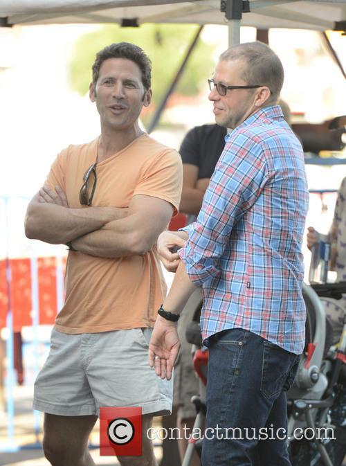 Jon Cryer and Mark Feuerstein 9