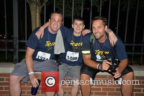 Craig Robinson, Dylan Michelleti and Ryan Anderson 5