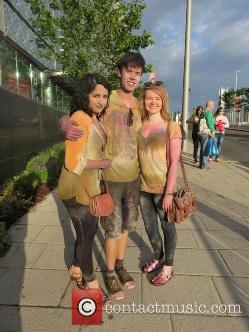 Holi Festival and Colours 2