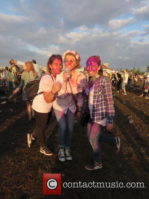Holi Festival and Colours 12