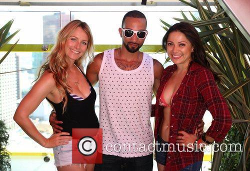 The Buzzballs Summer Rooftop Pool Party