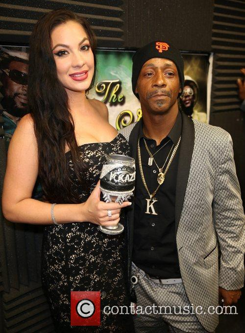 Katt Williams and Dj Krazy 5