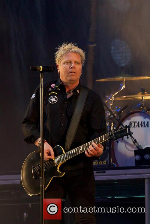 Dexter Holland and The Offspring 1