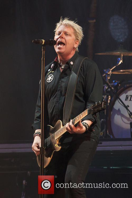 Dexter Holland at Bravalla Festival 2014