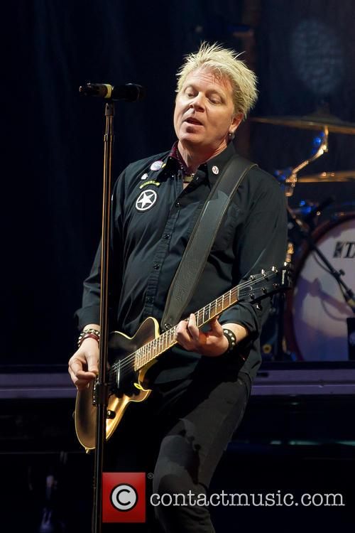 Dexter Holland and The Offspring 6