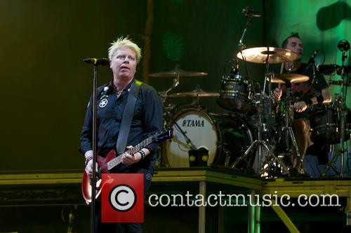 Dexter Holland and The Offspring 7