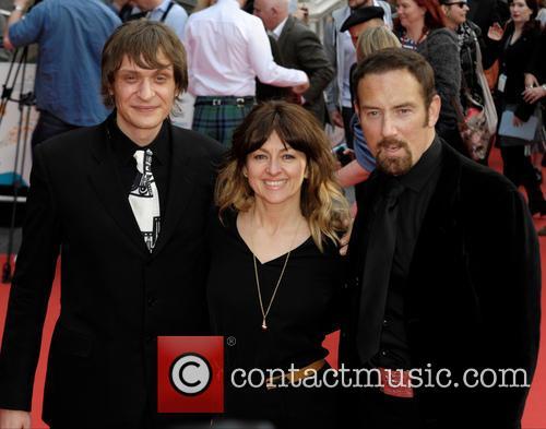 Niall Greig Fulton, Jo Hartley and Bryan Larkin
