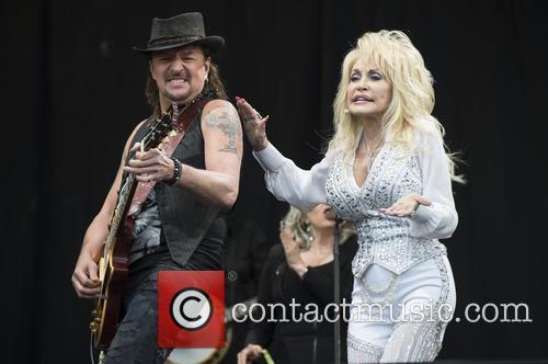Dolly Parton and Richie Sambora 12