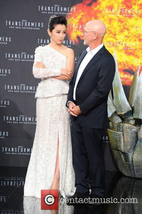 Li Bingbing and Ian Bryce