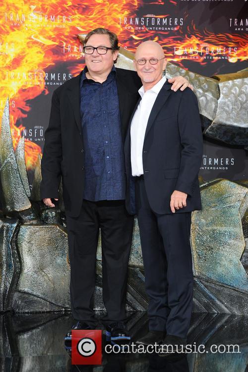 Lorenzo Di Bonaventura and Ian Bryce 2