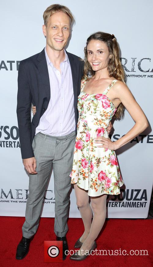 Premiere Of Lionsgate Films' 'America'