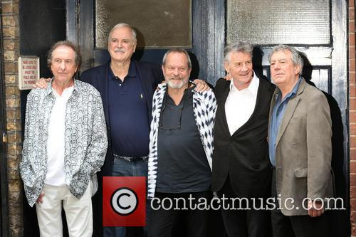 Eric Idle, John Cleese, Terry Gilliam, Michael Palin and Terry Jones 1