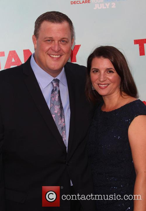 Billy Gardell and Patty Gardell 4