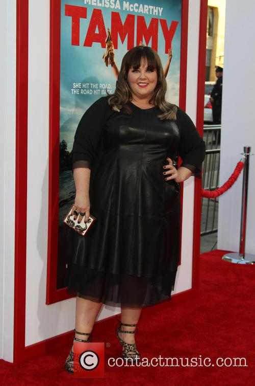 Melissa McCarthy, TCL Chinese Theatre