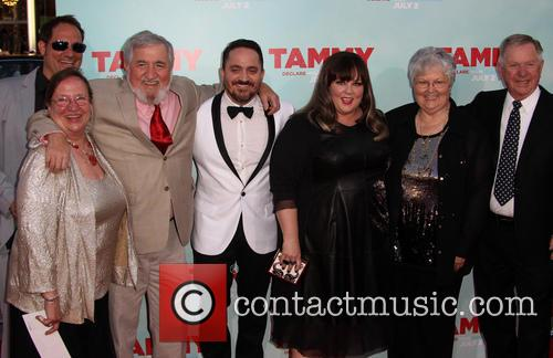 Michael Mccarthy, Sandra Mccarthy, Melissa Mccarthy, Ben Falcone and Mrs Mr Falcone 1