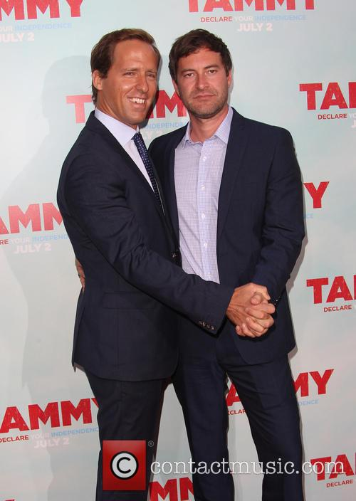 Nat Faxon and Mark Duplass 3