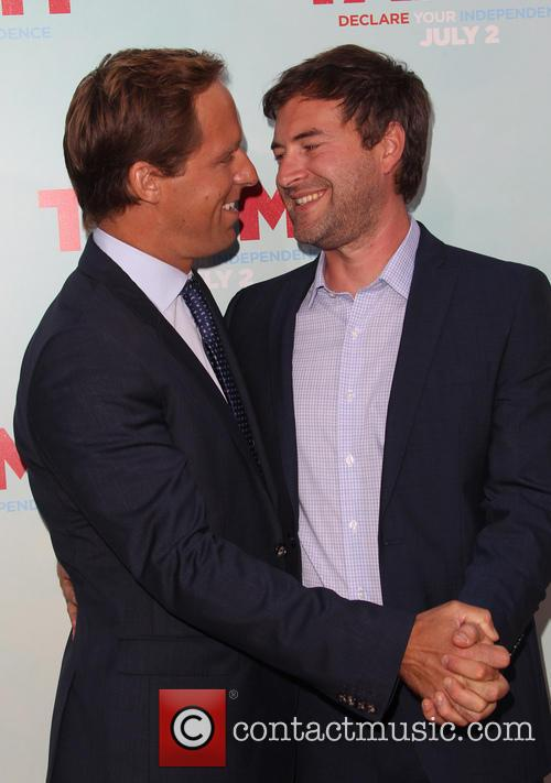 Nat Faxon and Mark Duplass 6