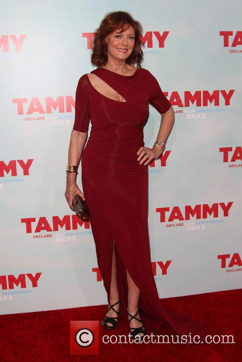 susan sarandon los angeles premiere of tammy 4266882