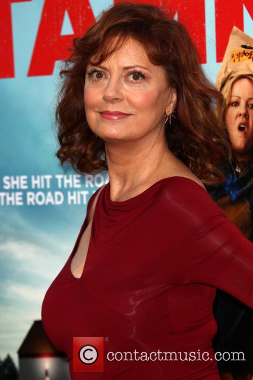 Susan Sarandon at the LA premiere of 'Tammy'