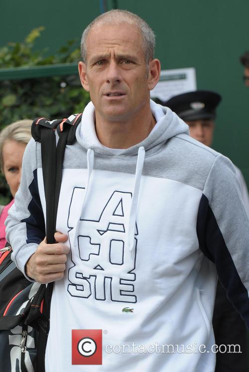 Wimbledon and Guy Forget 4