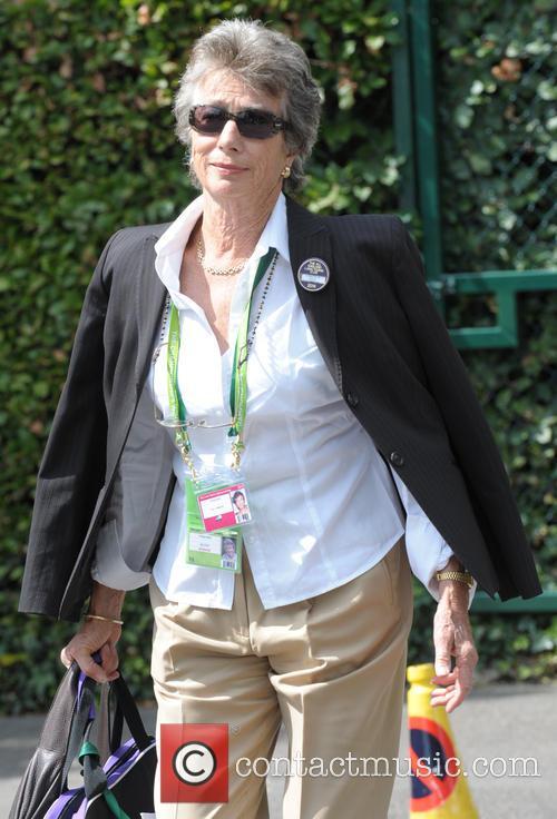 Wimbledon and Virginia Wade 3