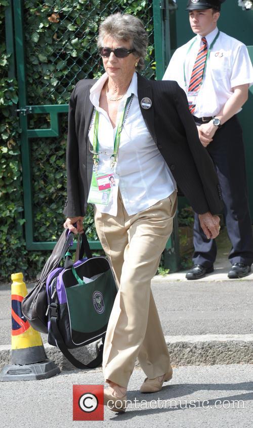 Wimbledon and Virginia Wade 8