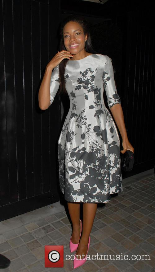 naomie harris celebrities at the chiltern firehouse 4268140