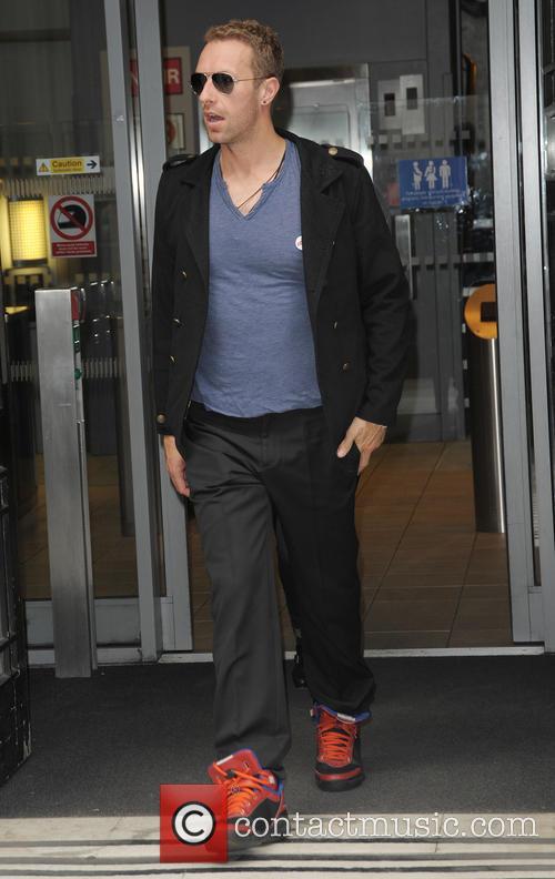 Chris Martin 2
