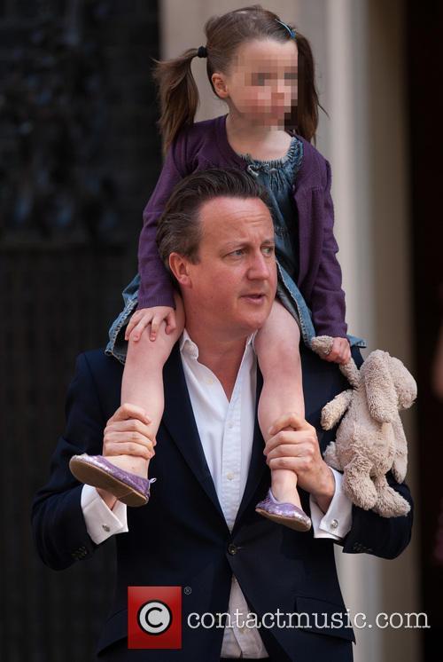 David Cameron and Florence Cameron 7
