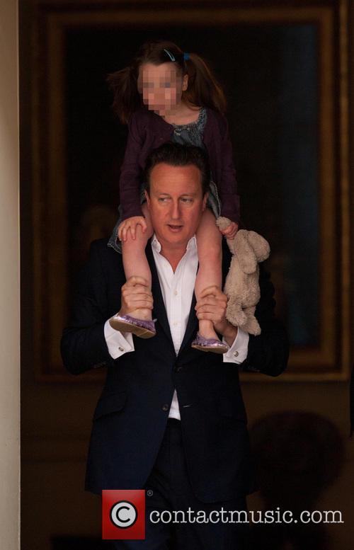 David Cameron and Florence Cameron 9