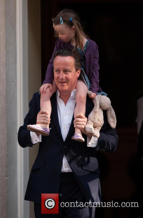 David Cameron and Florence Cameron 10