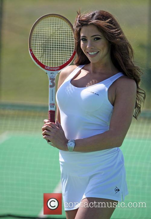 Pascal Craymer recreates the iconic Athena 'Tennis Girl'...