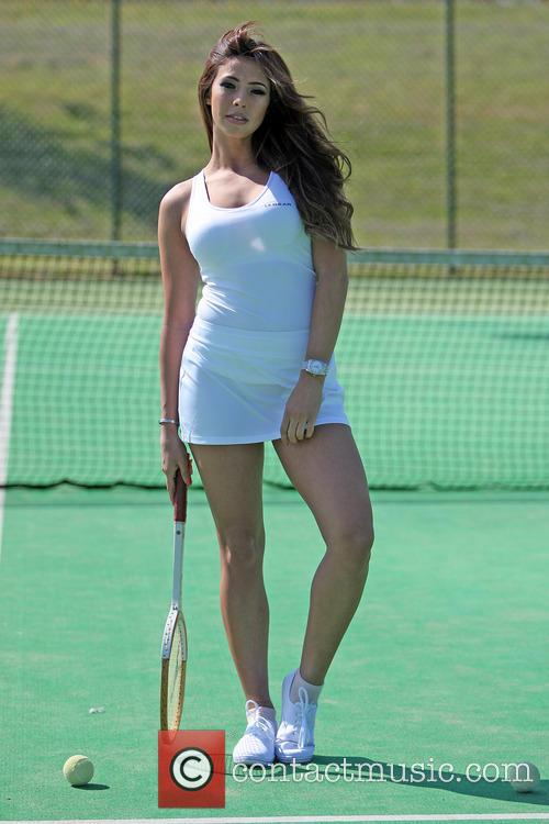Pascal Craymer recreates the iconic Athena 'Tennis Girl'...