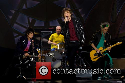 The Rolling Stones live in Sweden
