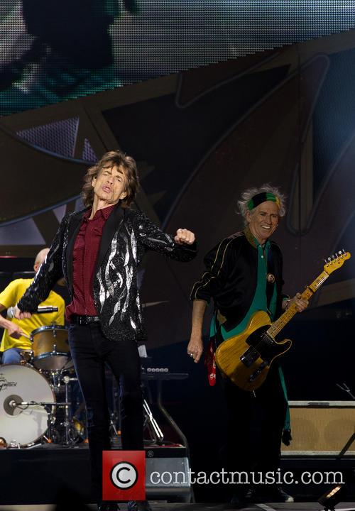 The Rolling Stones in Concert