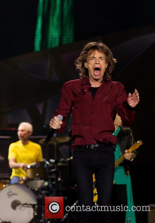 mick jagger the rolling stones in concert 4268061
