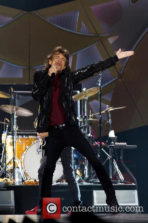 Mick Jagger, Tele2 Arena