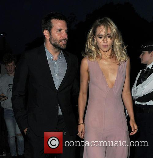 Bradley Cooper and Suki Waterhouse 3