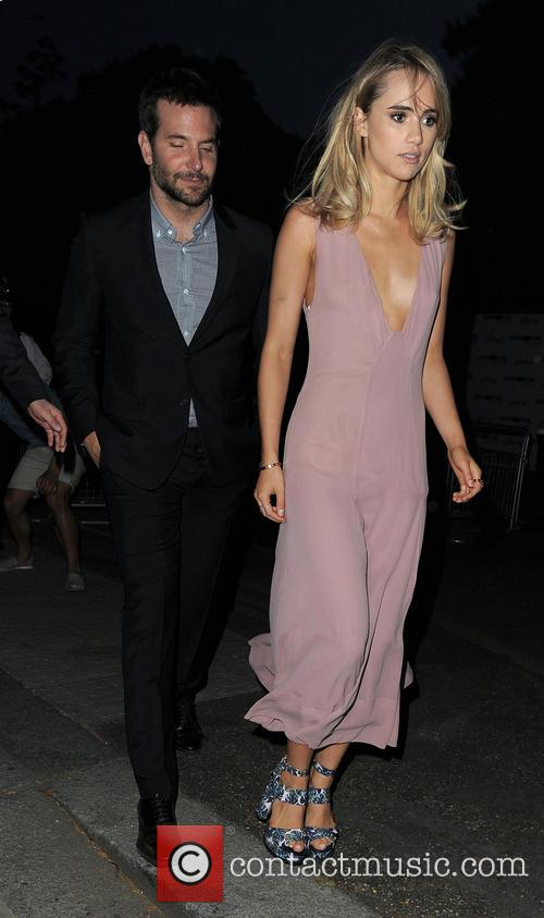 Bradley Cooper and Suki Waterhouse 7