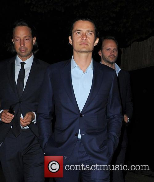 orlando bloom orlando bloom at the serpentine 4267991