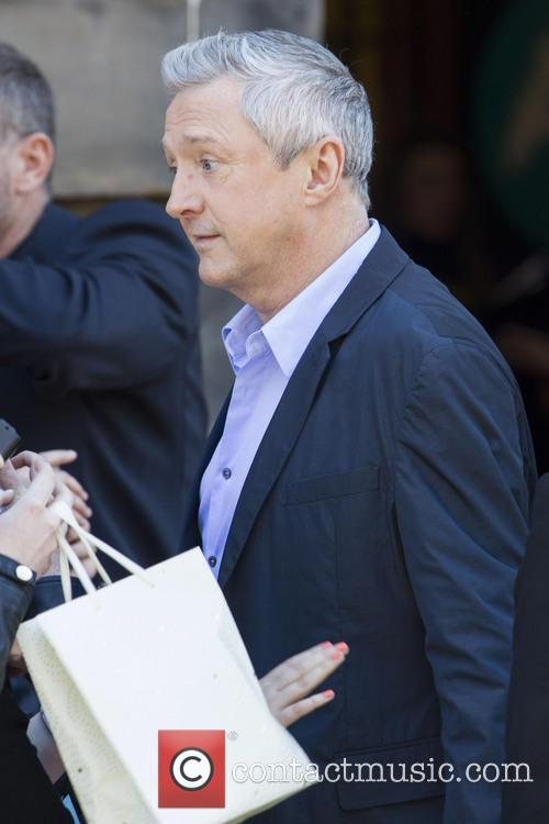 louis walsh x factor judges arrive at 4267604