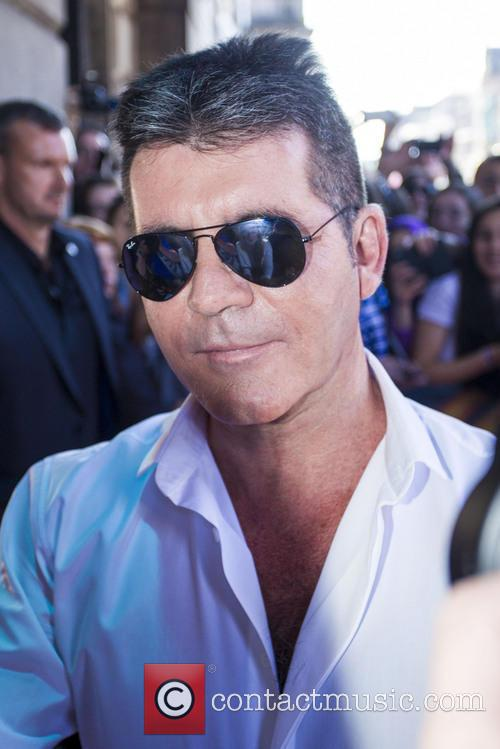 Simon Cowell, Assembly rooms, x factor
