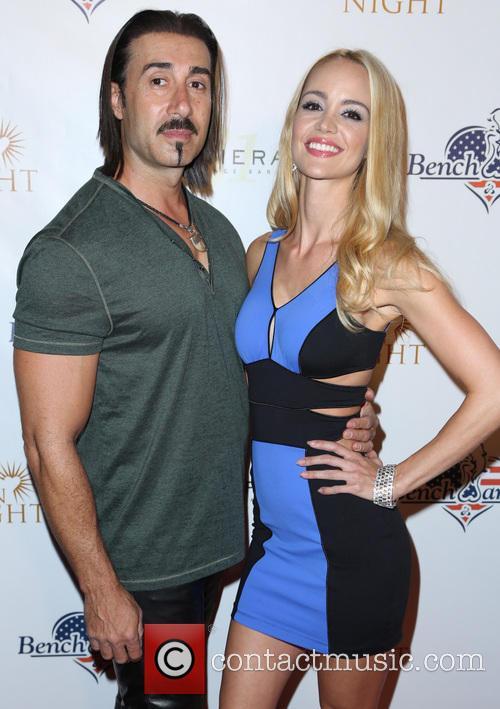 Jullian Hart and April Scott