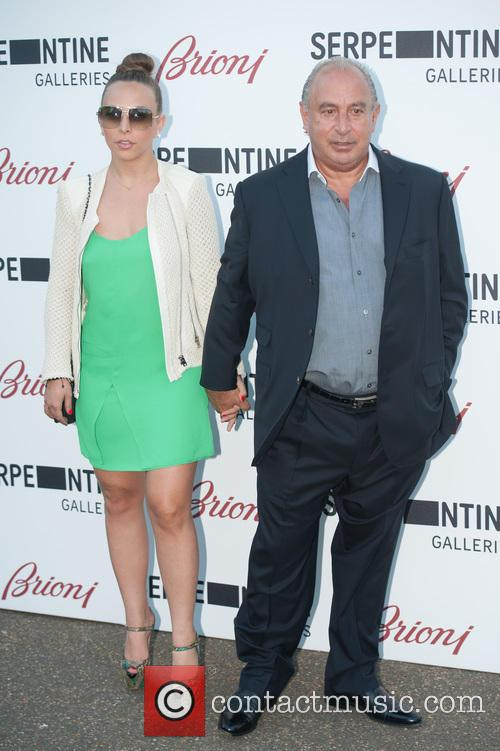 Philip Green and Chloe Green 7