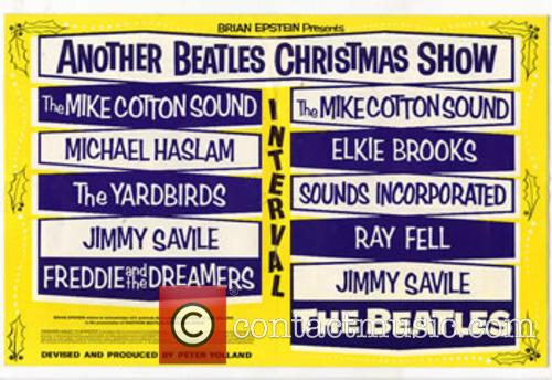 The Beatles Christmas Show Concert Programmes