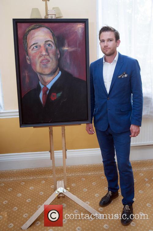 Duke of Cambridge portrait unveiling