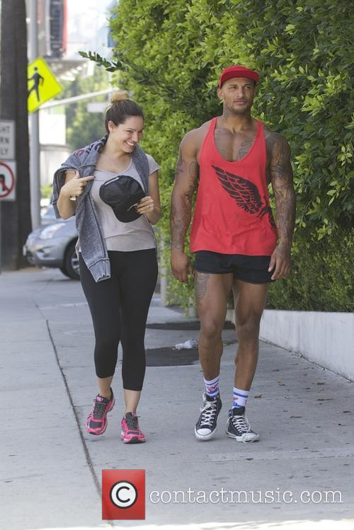 Kelly Brook and David Mcintosh 3