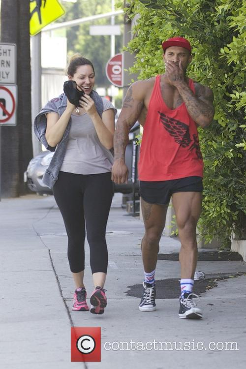 Kelly Brook and David Mcintosh 4
