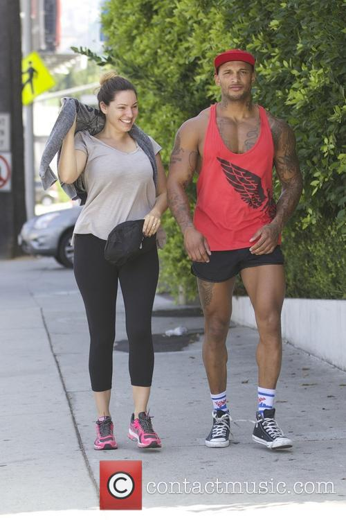 Kelly Brook and David Mcintosh 5