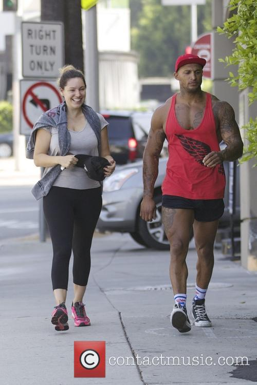 Kelly Brook and David Mcintosh 10
